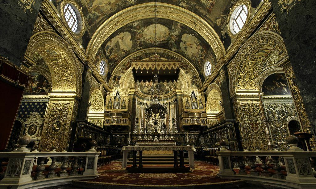 Churches in Malta – The Most Beautiful Churches in The Topaz Area